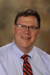 Dr. Paul Harris headshot