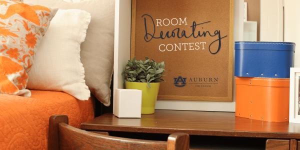 Room Decorating Contest logo