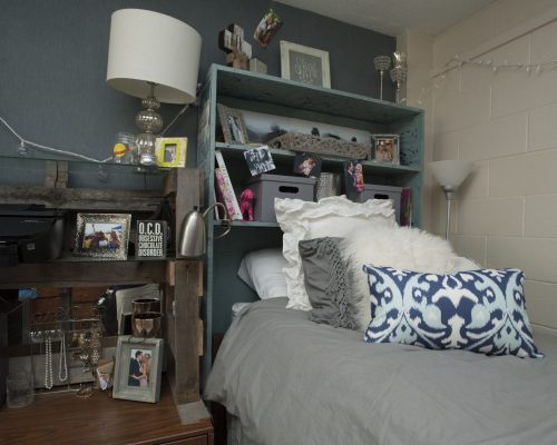 The Hill bedroom