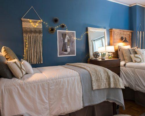 The Quad bedroom